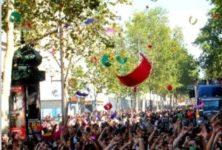 La Techno Parade fête ses 15 ans