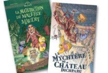 Le mychtère du château dichparu de Grégoire Kocjan et Julie Ricossé