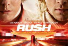 RUSH, de Ron Howard : duel au sommet du volant