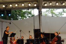 [live report] classique au vert : musique et poésie, la réunion des muses