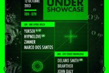 Gagnez 10×2 places pour la soirée «Under Showcase» au Showcase le 12.10
