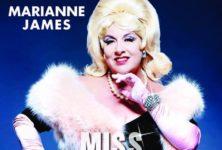 Miss Carpenter : Marianne James fait la diva au Théâtre Rive-Gauche