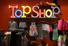 Topshop : éclosion des pop-up stores