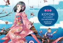 Kotori, le chant du moineau ; un doux conte traditionnel japonais