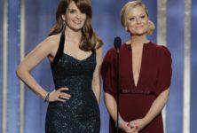 Tina Fey et Amy Poehler reconduites à la tête des Golden Globes