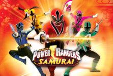 Power Rangers Samurai : la nouvelle génération