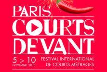 Festival international de courts métrages 2013