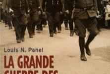 Louis-Napoléon Panel :La Grande Guerre des gendarmes