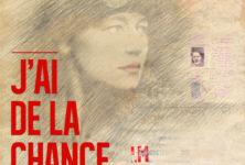 «J'ai de la chance» de Laurence Masliah : hommage d'une petite-fille à sa grand mère enfant cachée et résistante au Lucernaire