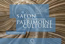 Le Salon International du Patrimoine Culturel investira le Carrousel du Louvre du 7 au 10 novembre 2013