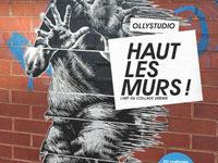 Haut les murs, l'art du collage urbain par Ollystudio