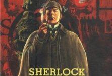 Sherlock Holmes et la conspiration de Barcelone de Sergio Colomino et Jordi Palomé