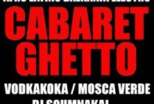 La soirée « Cabaret Guetto » à l'Alimentation Générale le vendredi  22 novembre