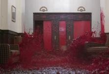 Room 237, inside The Shining