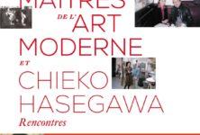 Chieko Hasegawa interviewe les grands peintres des années 1970