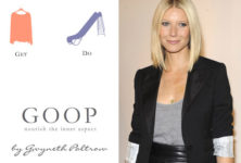 Collection capsule : Michael Kors x Gwyneth Paltrow pour « Goop »