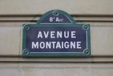 Le 15 décembre …Invitation pour fouler le tapis rouge Av. Montaigne et Rue François 1er.