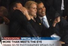 Obama : un selfie qui en dit long !