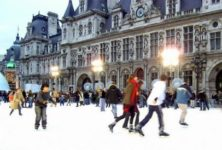 La patinoire de l'Hôtel de Ville s'installe sur le parvis le 20 décembre