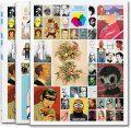 100 illustrators de Steven Heller