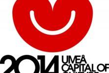 Umea, capitale européenne de la culture en 2014 : coup d'envoi le 31 janvier !