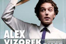 De l'art du rire : 3 bonnes raisons de ne pas manquer Alex Vizorek au théâtre du Petit Hébertot