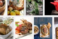 La recette de Claude : Carré de veau aux échalottes