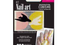 Kit Inspiration cubisme de Bourjois, le Nail art n'a jamais si bien porté son nom