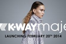 Maje & K-Way : la renaissance de la saison
