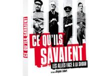 Sortie dvd : «Ce qu'ils savaient- Les Alliés face à la Shoah», de Virginie Linhart