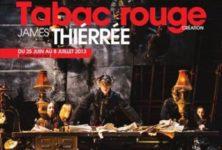 Tabac Rouge de James Thierrée : La mélancolie enchantée