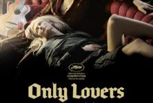 [Critique] « Only Lovers Left Alive » Tilda Swinton vampire dans un trip musical nocturne et envoutant de Jim Jarmusch
