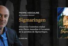 «Sigmaringen», de Pierre Assouline
