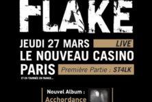 Gagnez 2×2 places pour le concert de Doctor Flake au Nouveau Casino le 27 mars