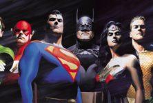 Les super-héros d'Alex Ross débarquent chez Mona Bismarck
