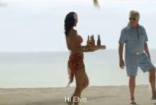 Elvis, Monroe, Cobain et Lennon sont sur une île déserte…