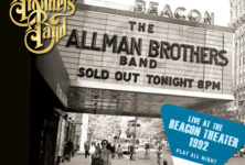 [Chronique] The Allman Brothers Band « Live At Beacon Theatre » et « Live At Great Woods »- (Epic/Legacy)