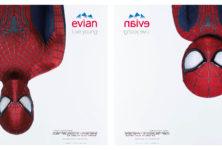 Le nouveau bébé Evian va envahir la Toile !