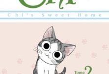Chi, une vie de chat, tomes 1 à 3 : une nouvelle vie