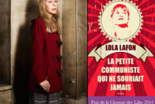 Lola Lafon reçoit le Prix des Lilas