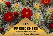 Gagnez des places pour la pièce «Les Présidentes» au Théâtre 95 les 6 et 7 Mai