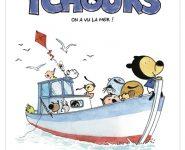 Les Tchouks On a vu la mer! de Benjamin Richard et Kerascoët