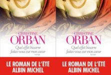 «Quel effet bizarre  faites-vous sur mon coeur» : Christine Orban dans la peau de Joséphine