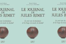 Le journal de Jules Rimet, fondateur de la coupe du monde de football en 1930