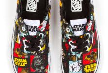 Que la force soit dans vos pieds : Vans et Star Wars collaborent