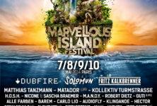 [Live report] Marvellous Island, deuxième !