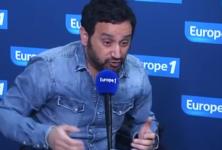 Hanouna remplace Ruquier sur Europe 1 : le mercato radio