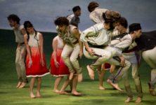 Beaubourg 1913, dans la mémoire réactivée par Dominique Brun du «Sacre du printemps»