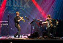 [Live report] Jazz sous les Pommiers 30/05 : Emile Parisien, Médéric Collignon, Mélanie Di Biaso et Thomas de Pourquery