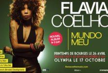 [Chronique] Mundo Meu, le monde métissée et dansant de Flavia Coelho